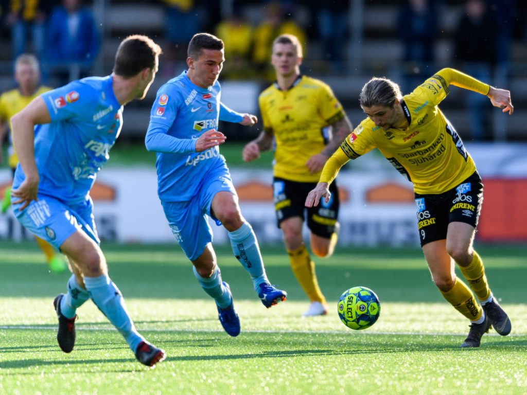 AFC Eskilstuna vs IF Elfsborg