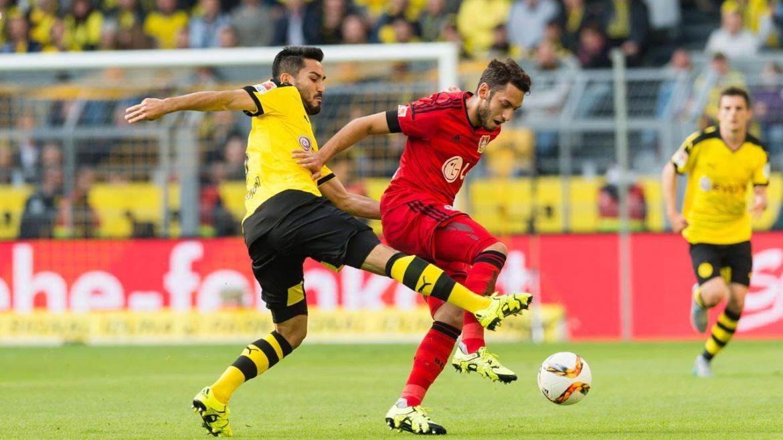 Dortmund vs Bayer Leverkusen
