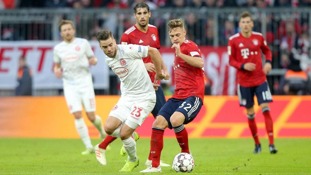 Fortuna Dusseldorf vs Freiburg