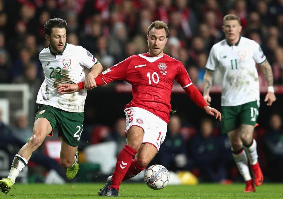 Georgia vs Đan Mạch