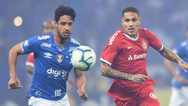 Internacional vs Cruzeiro