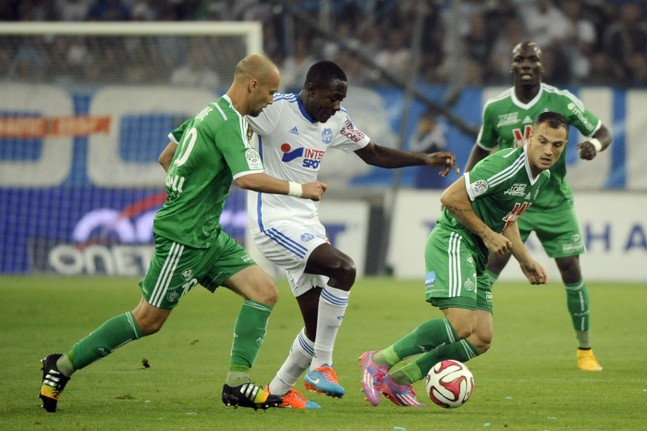 Marseille vs St-Etienne