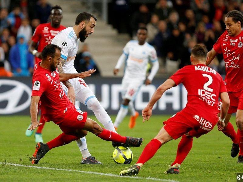 Montpellier vs Nimes