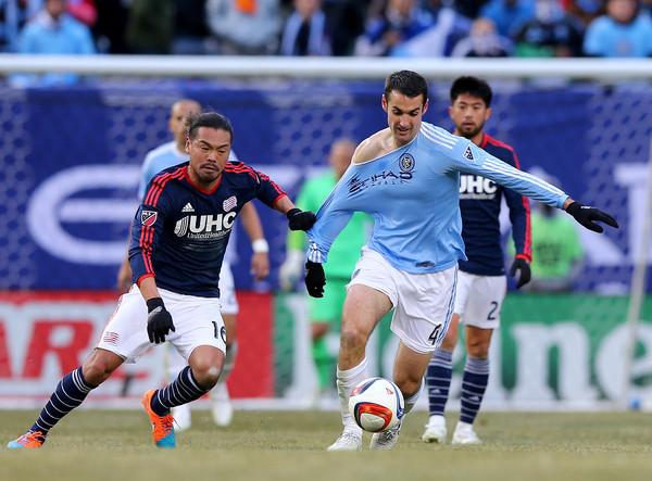 New England Revolution vs New York City FC