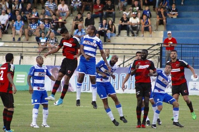 Oeste FC vs Sao Bento
