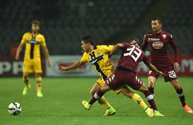 Parma vs Torino