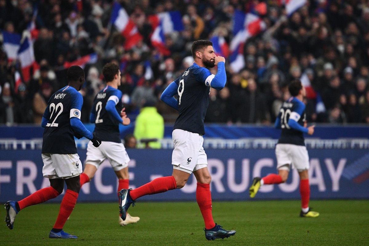 Pháp vs Andorra