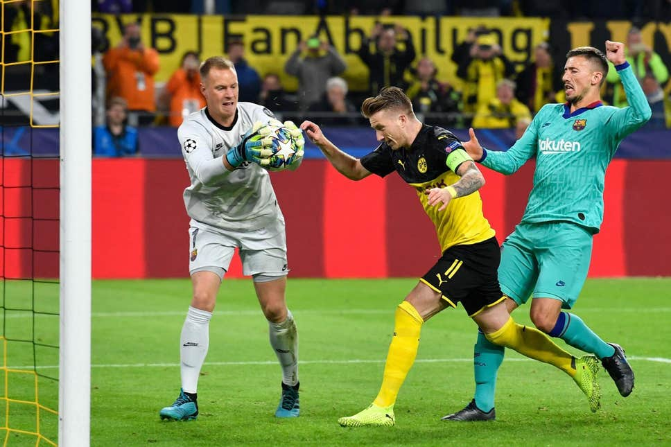 Slavia Praha vs Borussia Dortmund
