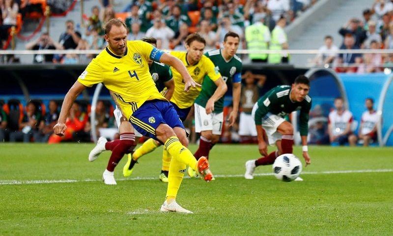 Thụy Điển vs Na Uy