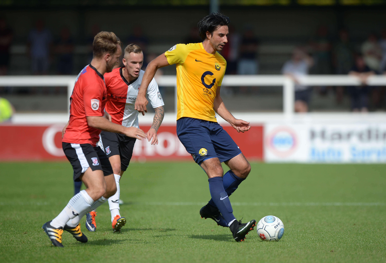 Woking vs Torquay United
