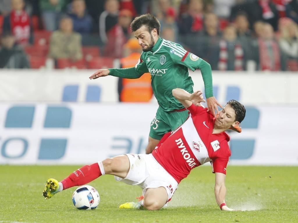 Akhmat Grozny vs Lokomotiv
