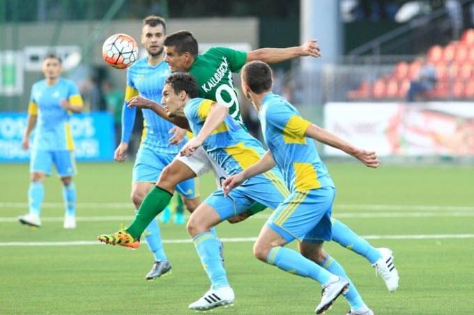 Astana vs Partizan