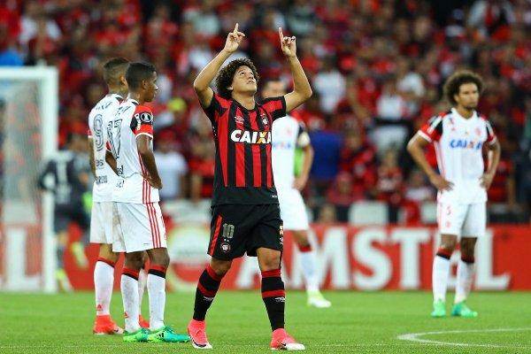 Atletico Paranaense vs Flamengo