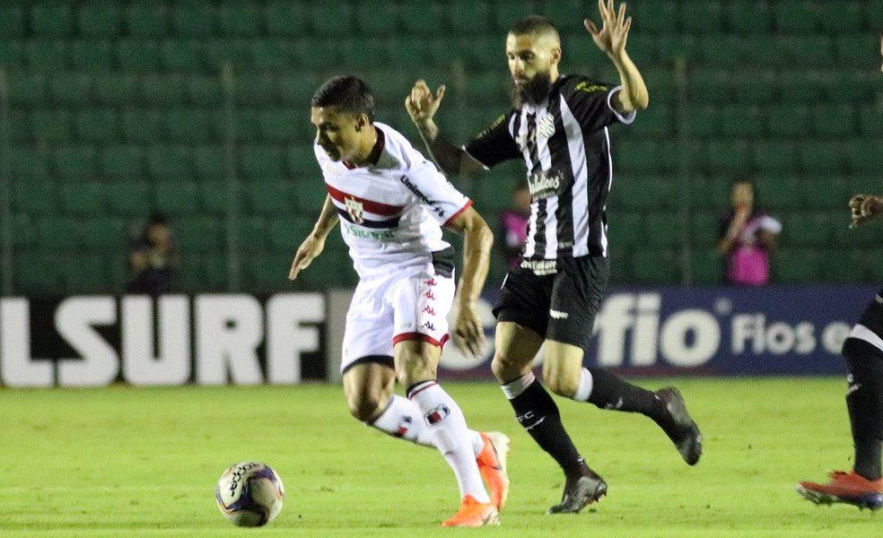 Botafogo SP vs Figueirense
