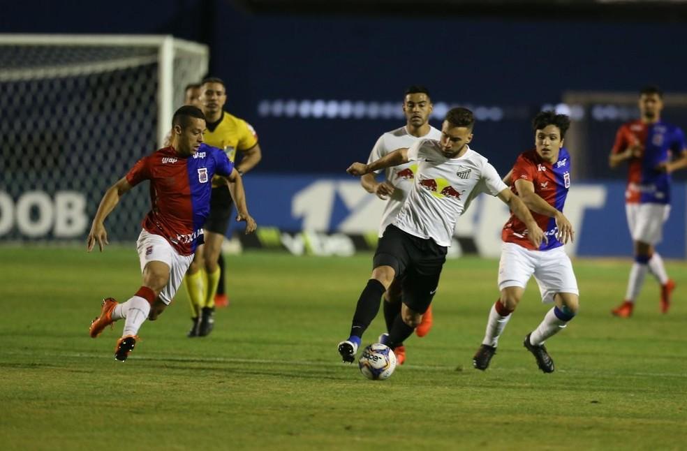 Bragantino vs Paraná Clube