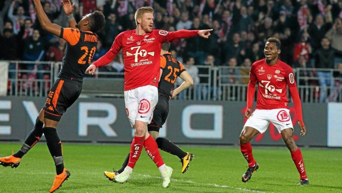 Brest vs Metz