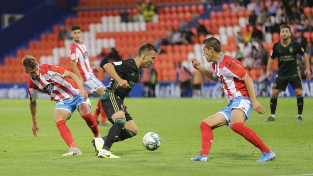 Extremadura UD vs SD Ponferradina