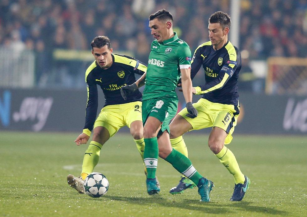 Ferencvaros vs Ludogorets
