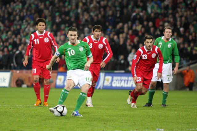 Gruzia vs Ireland