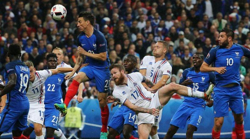 Iceland vs Phap