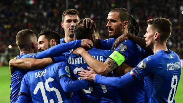 Italia vs Hy Lạp