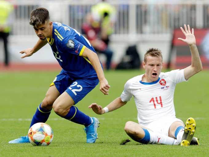 Kosovo vs Montnegro