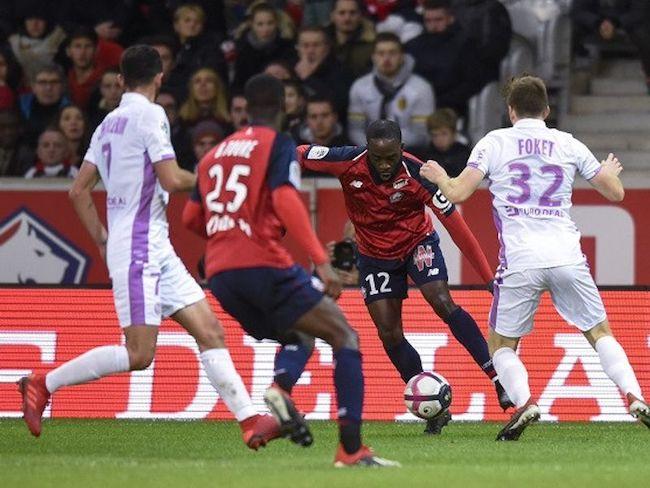 Lille vs Nimes