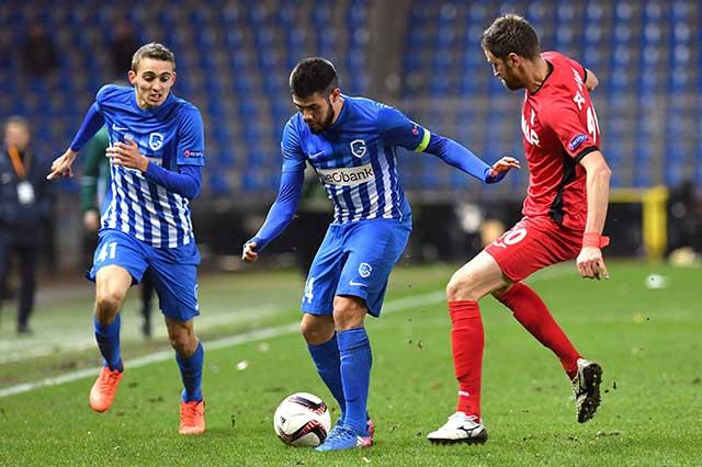Oleksandrya vs Gent