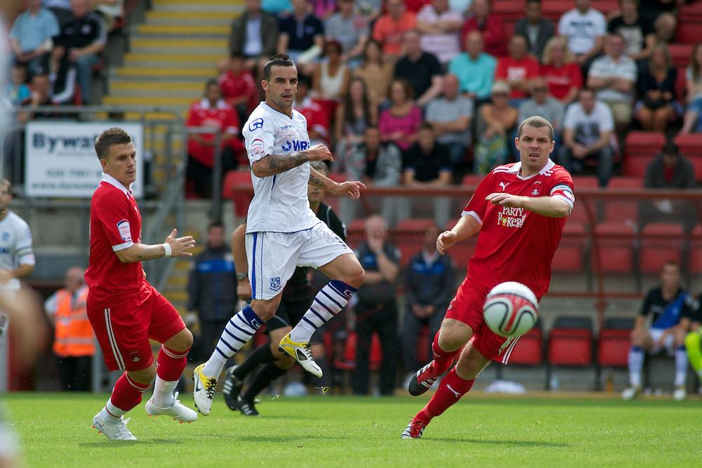 Tranmere Rovers vs U21 Aston Villa
