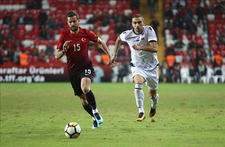 Turkey vs Albania