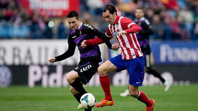 Valladolid vs Atletico Madrid