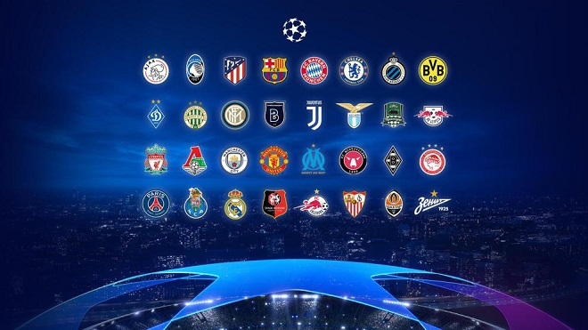 bốc thăm chia bảng UEFA